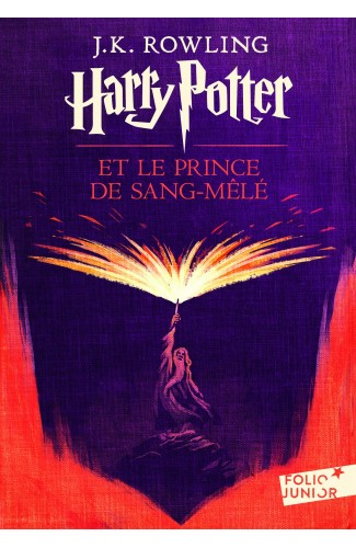 Harry Potter Tome 6 : Harry Potter et le Prince de Sang-Mêlé